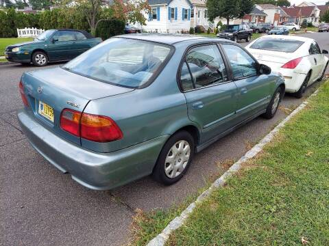 2000 Honda Civic for sale at Premium Motors in Rahway NJ