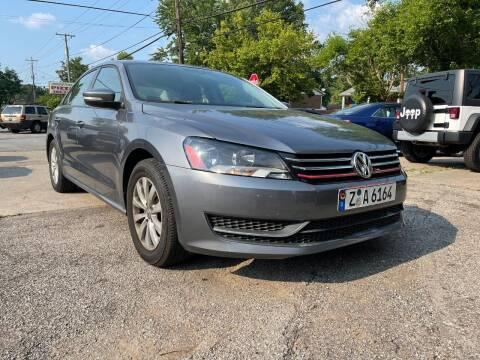 2015 Volkswagen Passat for sale at King Louis Auto Sales in Louisville KY