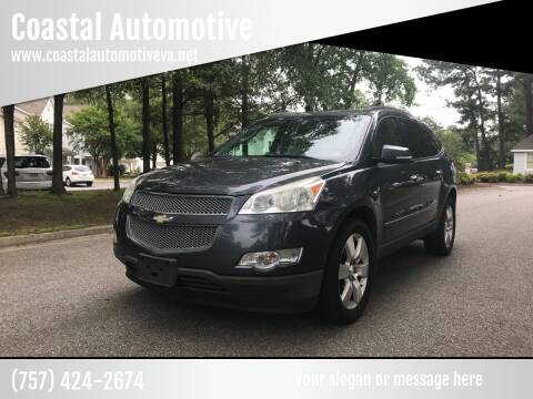 2010 Chevrolet Traverse for sale at Coastal Automotive in Virginia Beach VA
