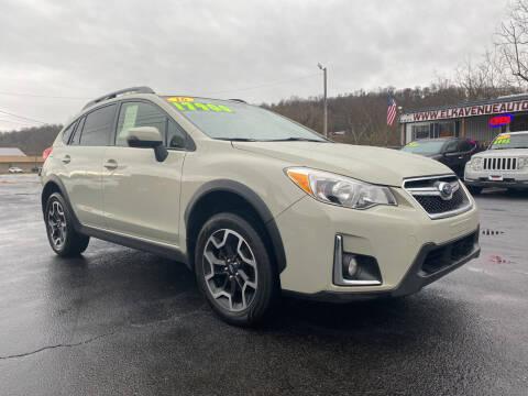 2016 Subaru Crosstrek for sale at Elk Avenue Auto Brokers in Elizabethton TN