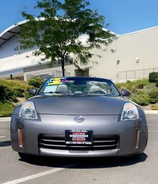 2007 Nissan 350Z for sale at Mike's Auto Sales of Yakima in Yakima WA