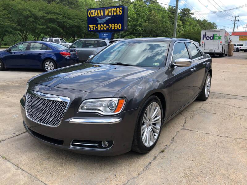 2014 Chrysler 300 for sale at Oceana Motors in Virginia Beach VA