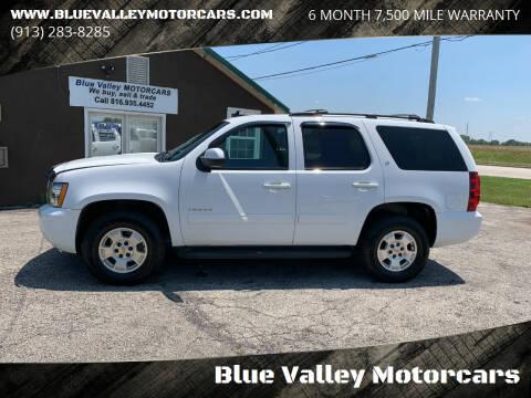 2011 Chevrolet Tahoe for sale at Blue Valley Motorcars in Stilwell KS