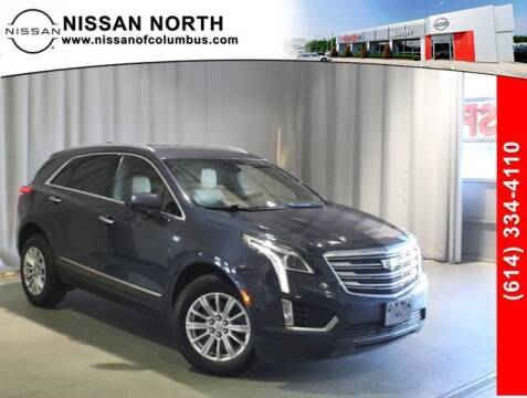 2018 Cadillac XT5 for sale at Auto Center of Columbus in Columbus OH