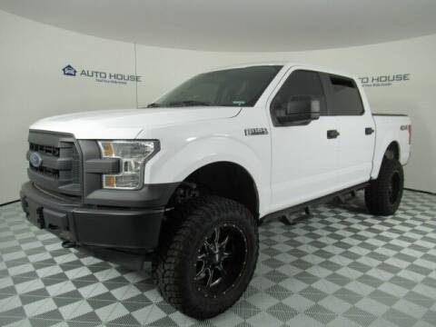 2017 Ford F-150 for sale at Curry's Cars Powered by Autohouse - Auto House Tempe in Tempe AZ