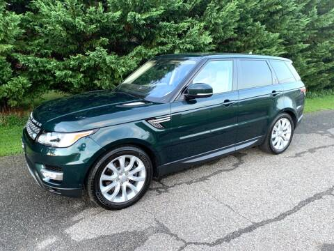 2016 Land Rover Range Rover Sport for sale at 268 Auto Sales in Dobson NC
