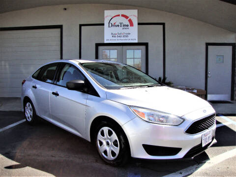 2016 Ford Focus for sale at DriveTime Plaza in Roseville CA