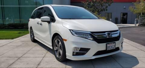 2019 Honda Odyssey for sale at Top Motors in San Jose CA
