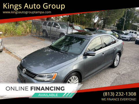2011 Volkswagen Jetta for sale at Kings Auto Group in Tampa FL