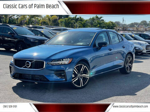 2020 Volvo S60 for sale at Classic Cars of Palm Beach in Jupiter FL