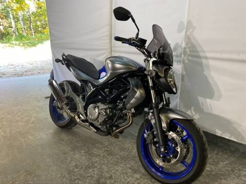 2015 Suzuki Gladius 650 ABS for sale at Kent Road Motorsports in Cornwall Bridge CT