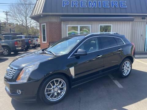 2014 Cadillac SRX for sale at Premiere Auto Sales in Washington PA