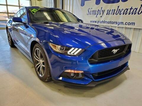 2017 Ford Mustang for sale at Piehl Motors - PIEHL Chevrolet Buick Cadillac in Princeton IL