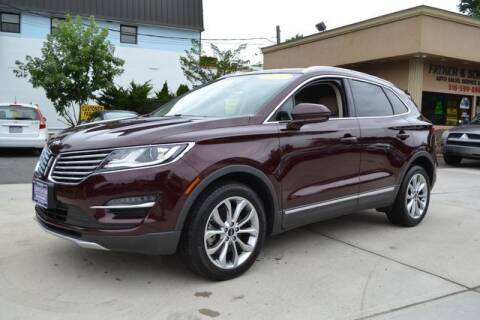 2017 Lincoln MKC for sale at Father and Son Auto Lynbrook in Lynbrook NY