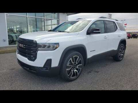 2021 GMC Acadia for sale at Herman Jenkins Used Cars in Union City TN