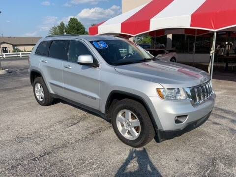 2013 Jeep Grand Cherokee for sale at Tim Short Auto Mall in Corbin KY