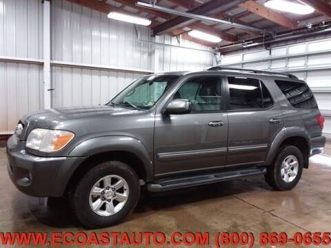 2005 Toyota Sequoia for sale at East Coast Auto Source Inc. in Bedford VA