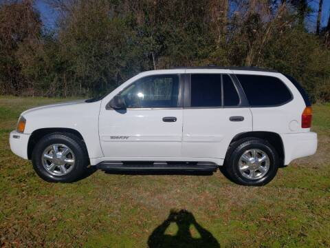 2004 GMC Envoy for sale at A-1 Auto Sales in Anderson SC