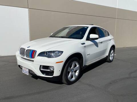 2013 BMW X6 for sale at 3D Auto Sales in Rocklin CA