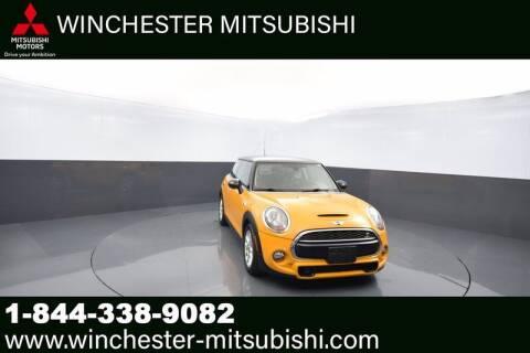 2015 MINI Hardtop 2 Door for sale at Winchester Mitsubishi in Winchester VA