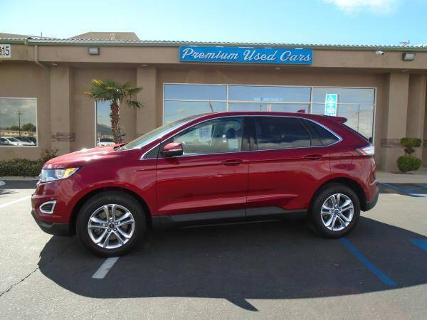 2015 Ford Edge for sale at Family Auto Sales in Victorville CA