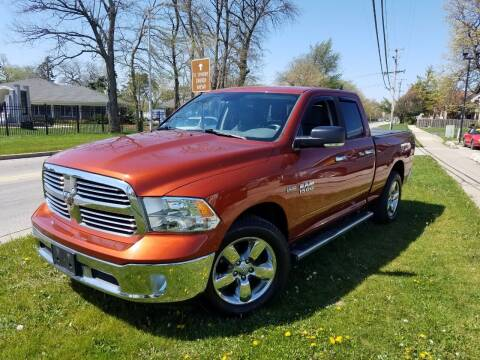 2013 RAM Ram Pickup 1500 for sale at RBM AUTO BROKERS in Alsip IL