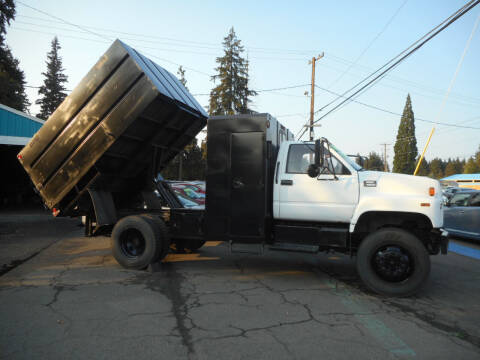 2002 GMC C6500 for sale at Lino's Autos Inc in Vancouver WA
