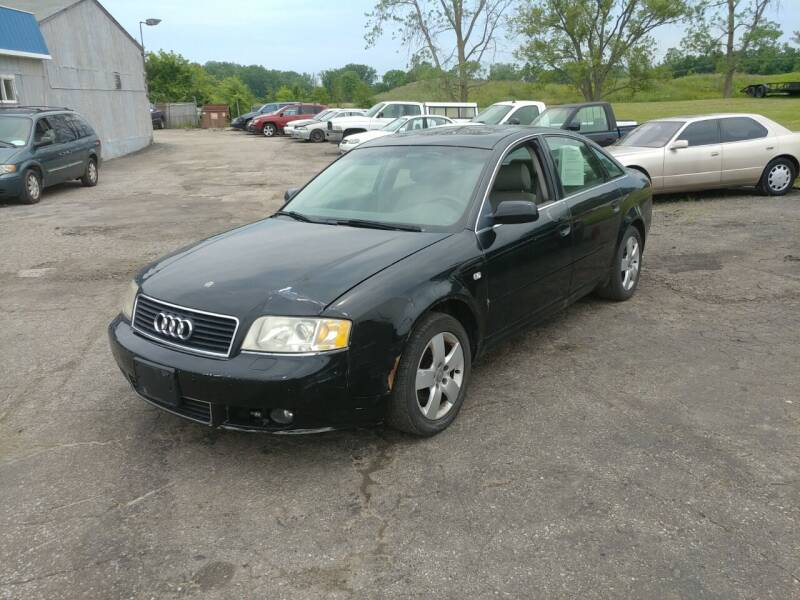 2004 Audi A6 for sale at RIDE NOW AUTO SALES INC in Medina OH