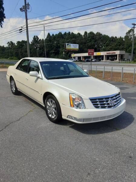 2008 Cadillac DTS for sale at Catawba Valley Motors in Hickory NC