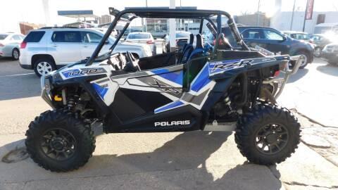 2017 Polaris RZR for sale at Mid Kansas Auto Sales in Pratt KS