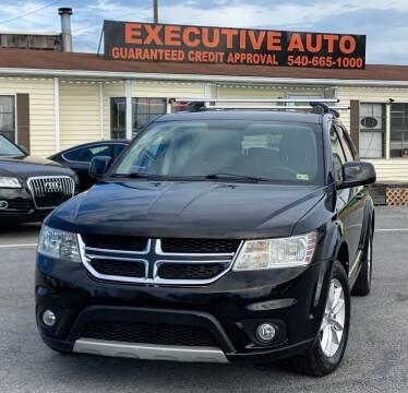 2015 Dodge Journey for sale at Executive Auto in Winchester VA