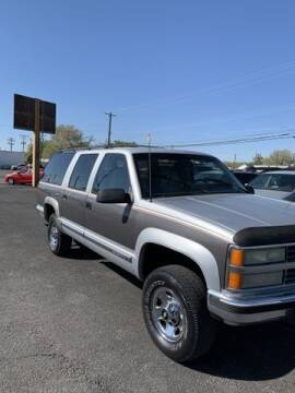 1992 Chevrolet Suburban for sale at Cars 4 Idaho in Twin Falls ID