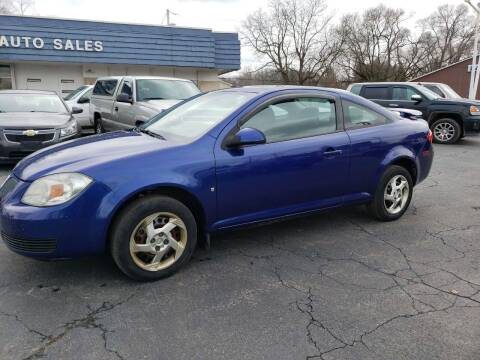 2007 Pontiac G5 for sale at COLONIAL AUTO SALES in North Lima OH