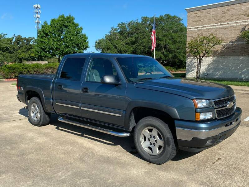 2007 Chevrolet Silverado 1500 Classic for sale at Pitt Stop Detail & Auto Sales in College Station TX