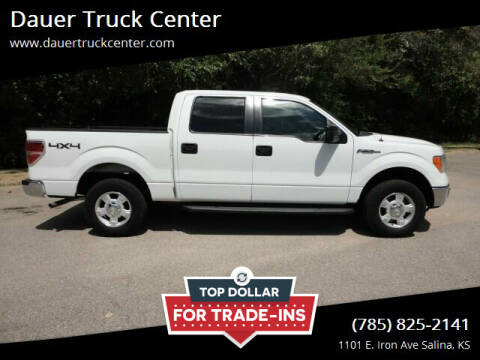 2010 Ford F-150 for sale at Dauer Truck Center in Salina KS