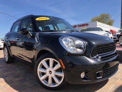 2014 MINI Countryman for sale at Cars of Tampa in Tampa FL