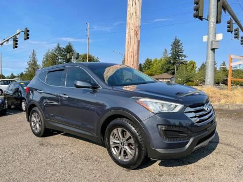 2016 Hyundai Santa Fe Sport for sale at KARMA AUTO SALES in Federal Way WA