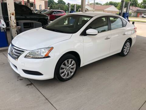 2015 Nissan Sentra for sale at JE Auto Sales LLC in Indianapolis IN
