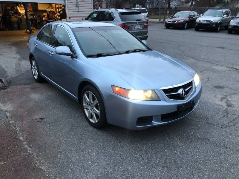 2005 Acura TSX for sale at HZ Motors LLC in Saugus MA