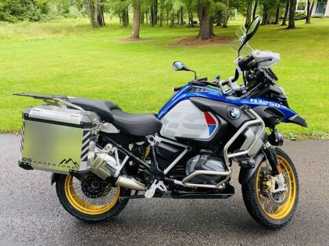 2019 BMW R 1250 GS Adventure Style HP for sale at Street Track n Trail in Conneaut Lake PA