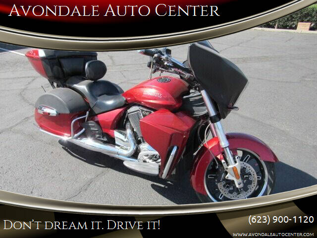 2012 Victory Cross Country for sale at Avondale Auto Center in Avondale AZ