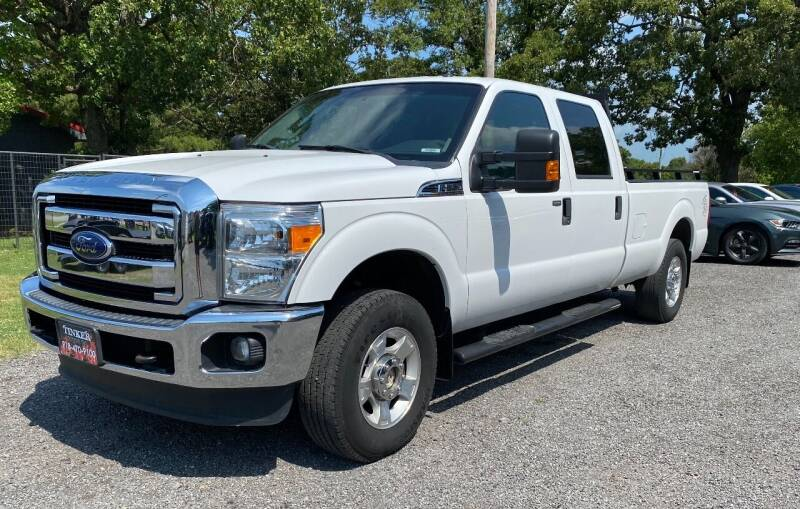 2016 Ford F-250 Super Duty for sale at TINKER MOTOR COMPANY in Indianola OK