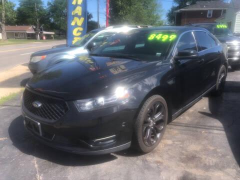 2013 Ford Taurus for sale at Trinity Motors in Lackawanna NY
