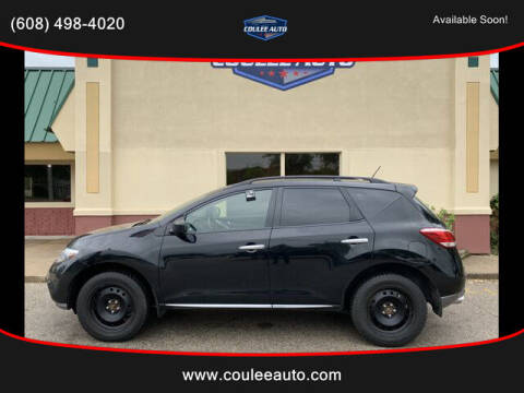 2014 Nissan Murano for sale at Coulee Auto in La Crosse WI