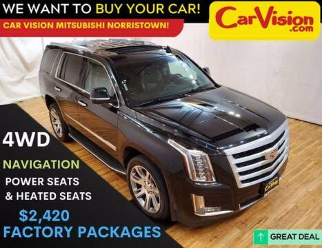 2016 Cadillac Escalade for sale at Car Vision Mitsubishi Norristown in Trooper PA