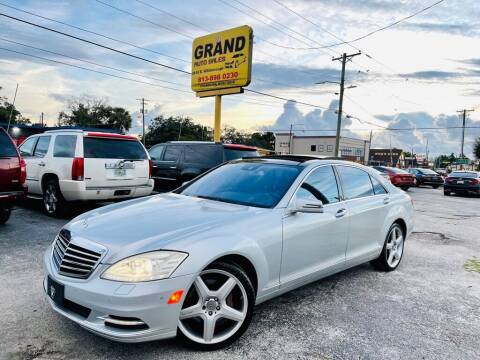 2010 Mercedes-Benz S-Class for sale at Grand Auto Sales in Tampa FL