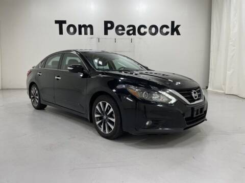 2016 Nissan Altima for sale at Tom Peacock Nissan (i45used.com) in Houston TX