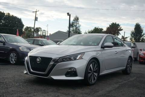 2019 Nissan Altima for sale at HD Auto Sales Corp. in Reading PA