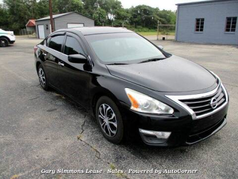 2013 Nissan Altima for sale at Gary Simmons Lease - Sales in Mckenzie TN