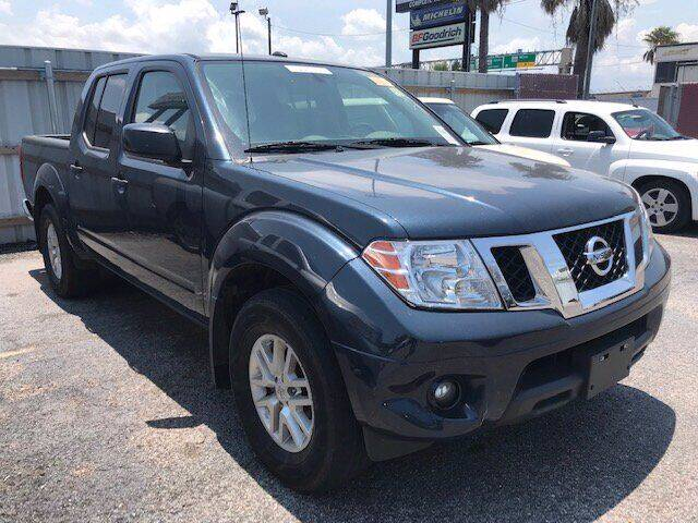2018 Nissan Frontier for sale at All Star Mitsubishi in Corpus Christi TX